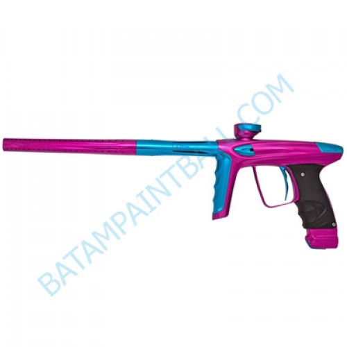 New DLX LUXE ICE Paintball Marker Gun - Polish Pink and Teal - In Stock