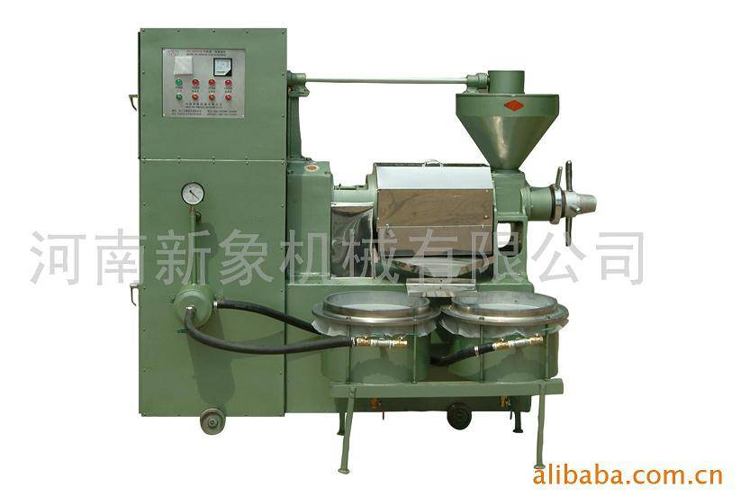 6YL-100A combined oil press