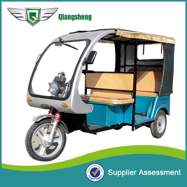 leading supplier of electric rickshaw with low price
