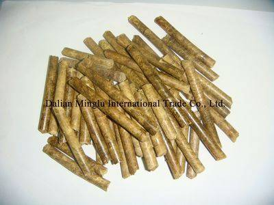 corn stalk pellets