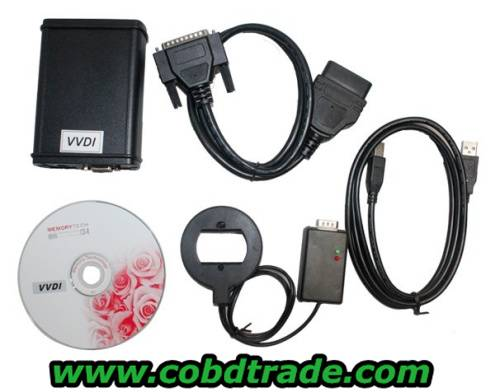 VAG Commander 8.6 VVDI VAG Vehicle Diagnostic Interface