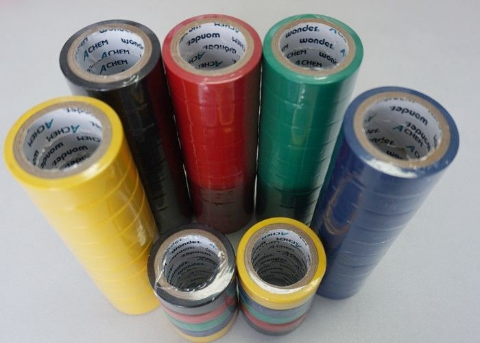 High Temperature Achem Wonder PVC Electrical Tape With More Adhesion
