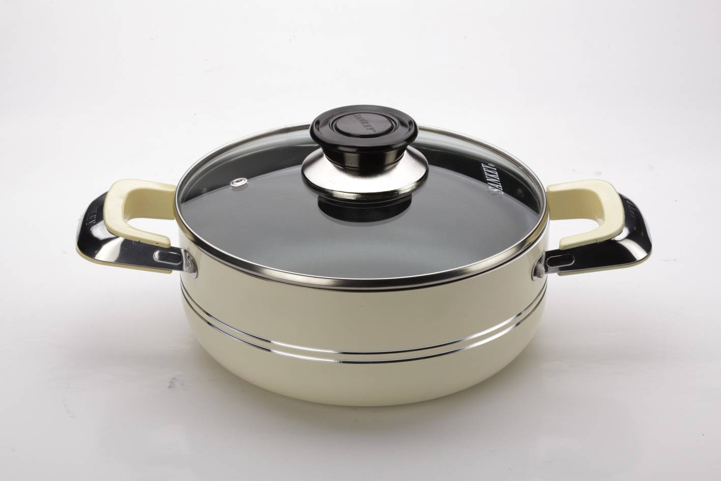 aluminum cookware/dhtch oven