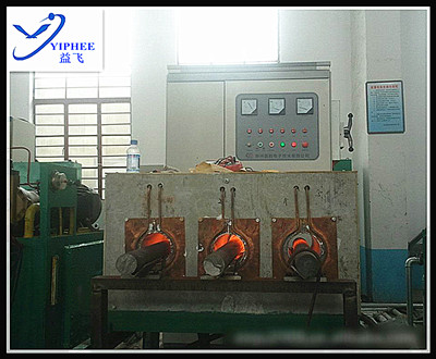 Heating Treatment Furnace Forging Heating