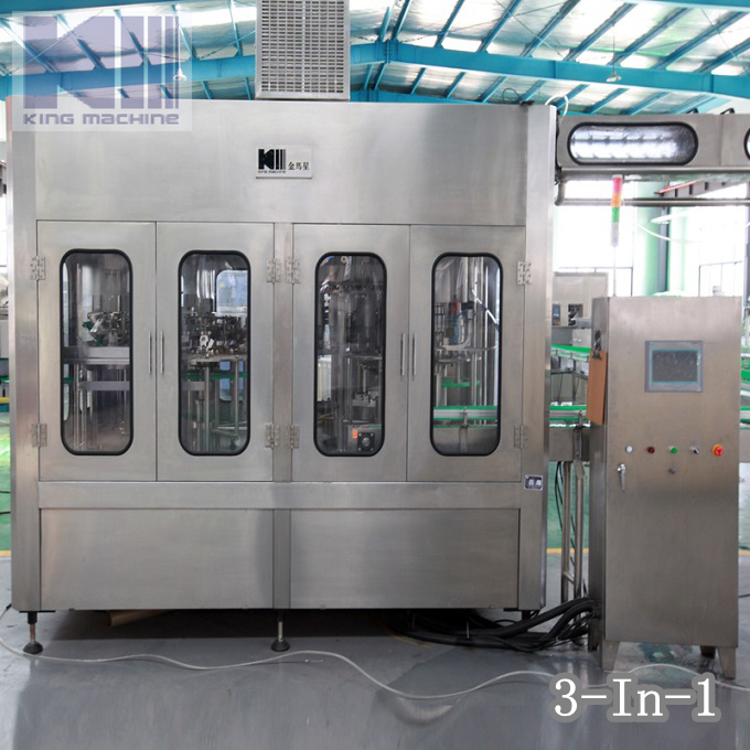Economic and Reliable rotary water filling machine with Long Service Life