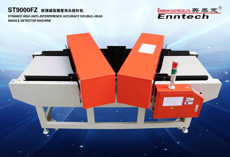 Selling ST-9000FZ High Anti-interference Accuracy Double-head Needle Detector Machine