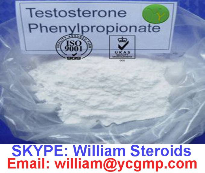 Effective Testosterone Phenylpropionate / Test Pheny Steroid Powder