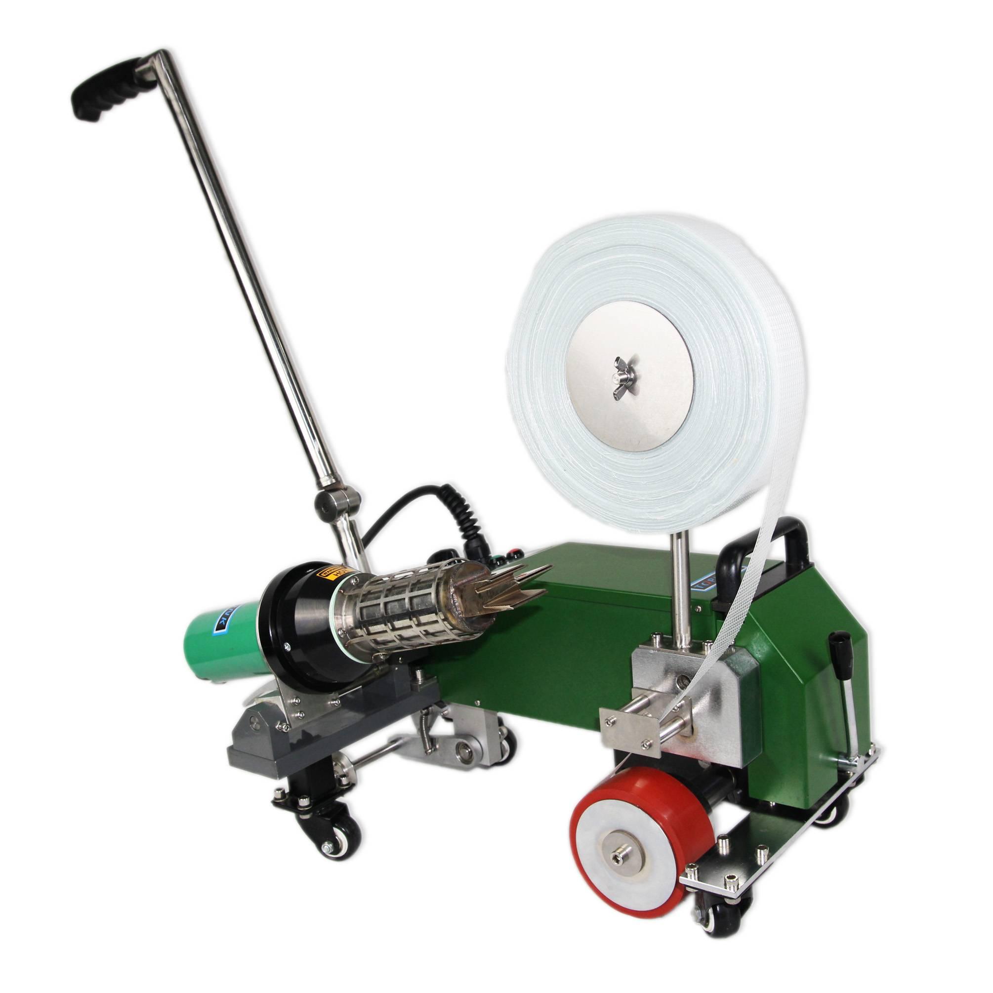 Leister hot air welder\Plastic sheet hot air welder\PVC hot air welder