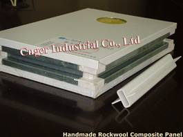 sell Rockwool sandwich Panel for hospital construction