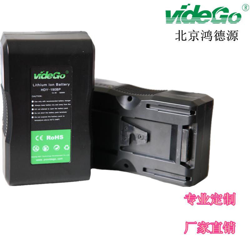 Camera Battery 190 V Mount/Gold Mount