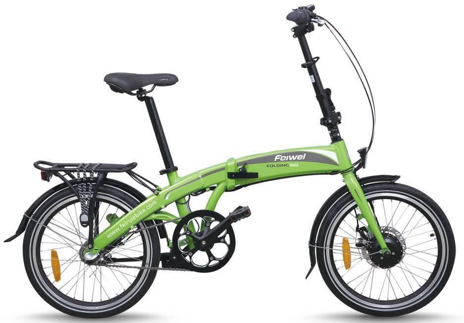 Folding electric bike(FR-TDN15Z)