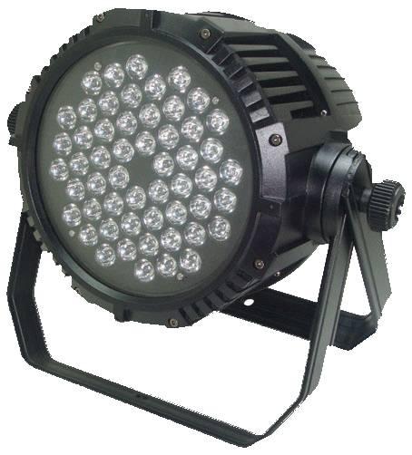 Aluminum DMX LED Par64 Light (MagicLite) M-A024
