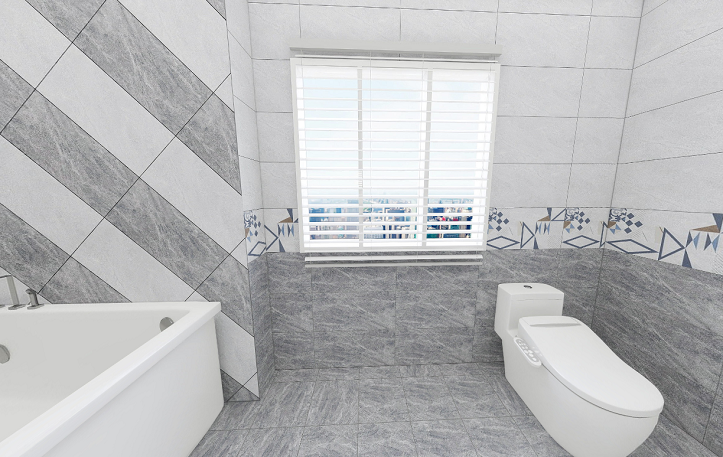 Foshan New Design Ceramic Floor Tiles and Wall Tiles for Home Decoration (300X600mm)