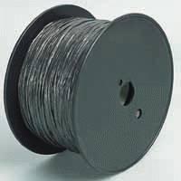 Flexible graphite packing yarn