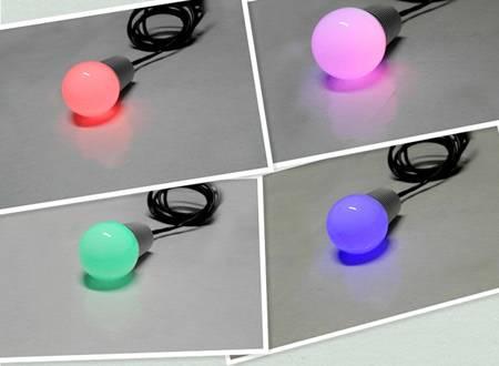 Led bulb 33w RGB