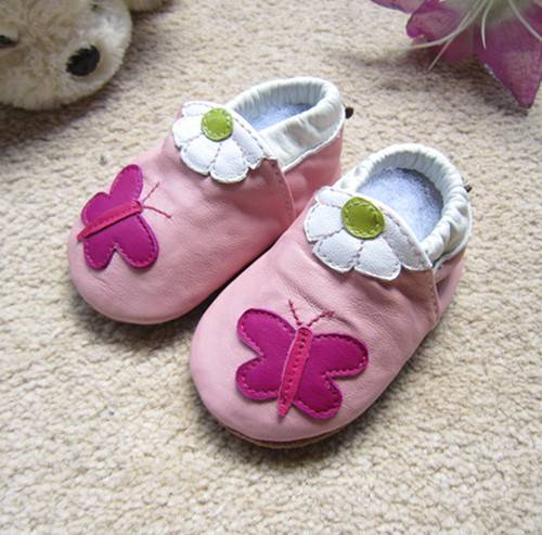 baby shoes with Butterfly beautiful shoes