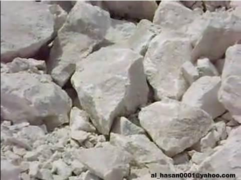 Gypsum Lumps,Powder & Plaster of Paris