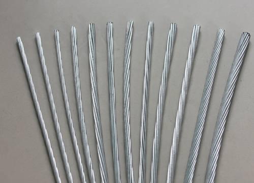 Cable De Acero Galvanizado 1×7 EHS 5/16inch