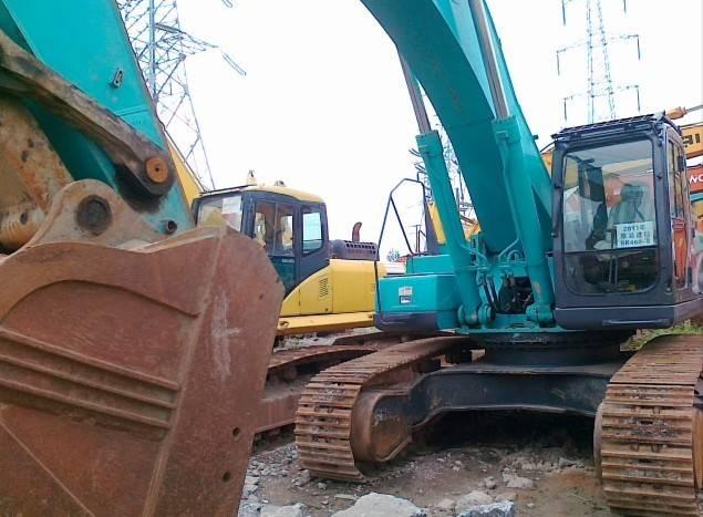 sk460-8 kobelco excavator for slae