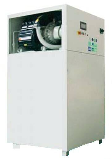 Pure Bse Meglev Levitation centrifugal water and air cooled chiller