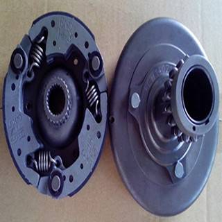 Motorcycle parts C100 primary clutch comp.