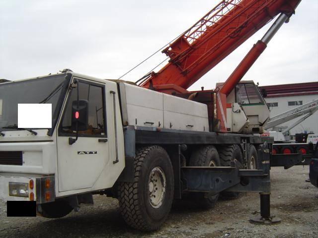 110 ton AT crane (PPM110 ton / PPM1190)