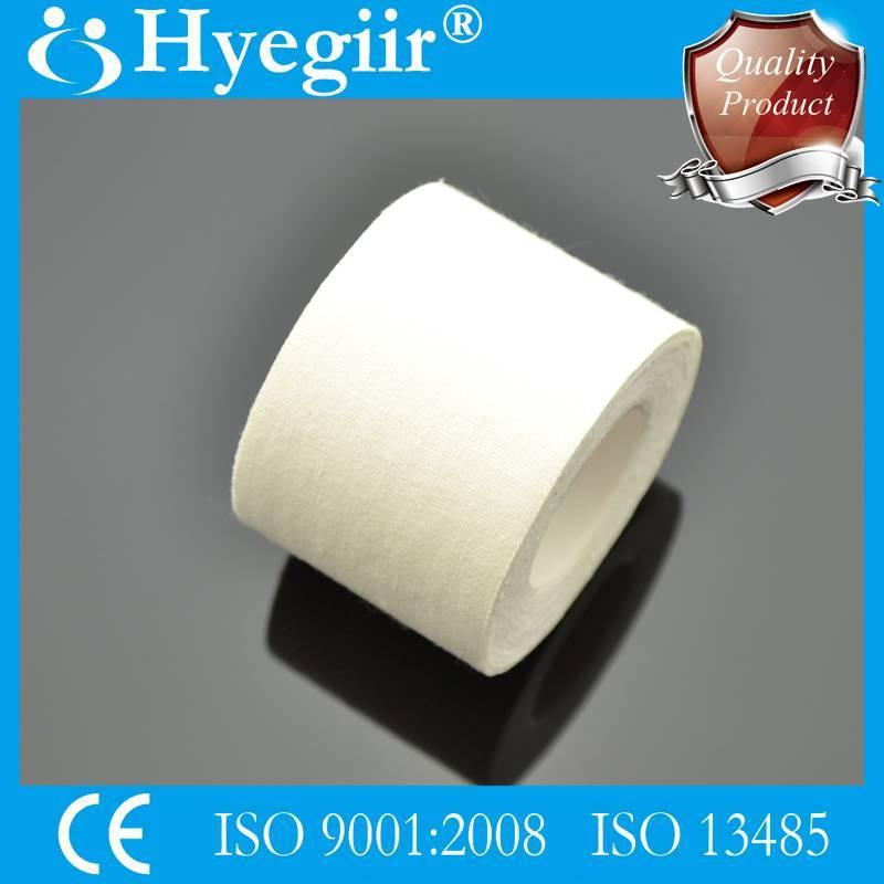 Fabric medical adhesive tape