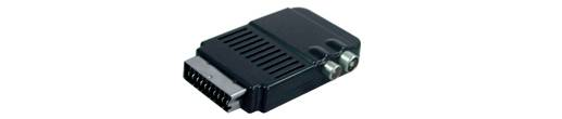 Scart TV DVB-T receiver