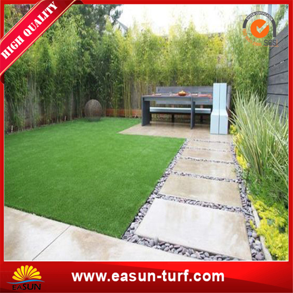Biggest manufacuturer fake turf mat decoration and artificial lawn mat-ML