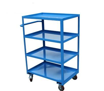 Heavy duty material steel shelf cart RCA-041