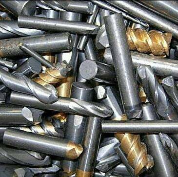 Tungsten Carbaide Scrap (Drill Shanks)