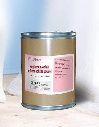 Sulphaquinoxaline Odiums Soluble Powder&Veterinary medicine