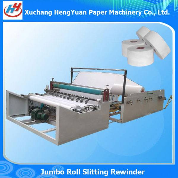 Slitting Machine in Paper Processing Machinery