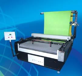 automatic-laser cloth-cutting machine