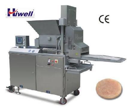China Automatic Hamburger Forming Machine
