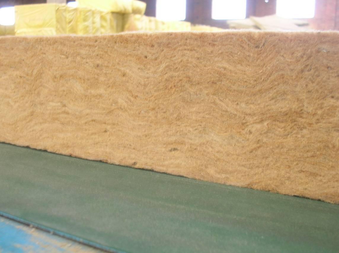 Mineral wool board / Rock wool board
