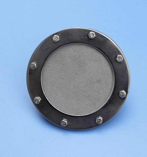 SS316L Porous stainless steel Sintered