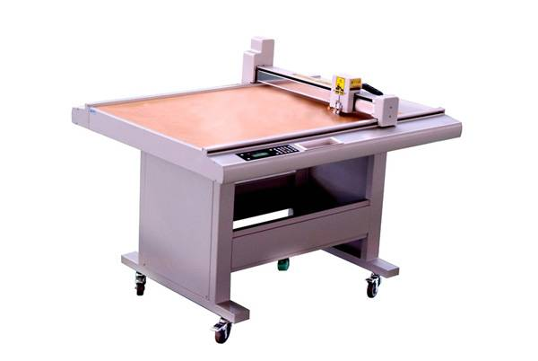 GD 0906 high speed Electronic Materials die cut plotter sample flat bed Machine