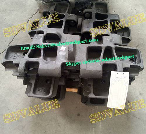 Hitachi Crawler Crane KH230 Track Shoe With Pin