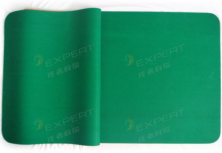 rubber yoga mat supplier in China