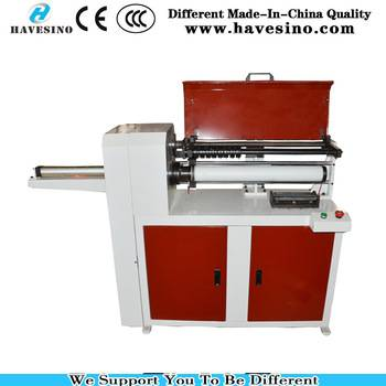 high speed angd good quality paper core cutting machine