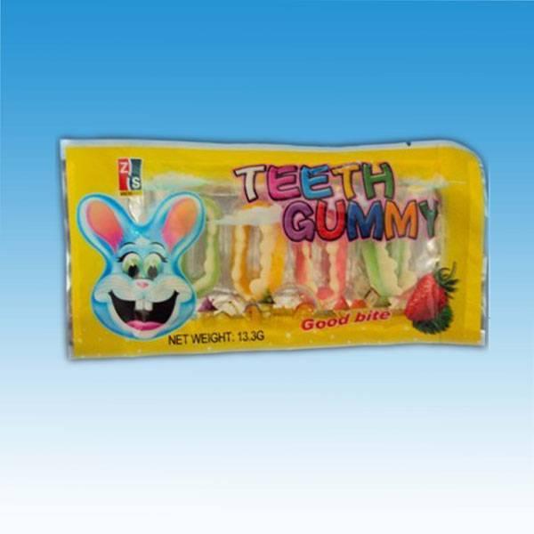 YUSO014 4 Teeth Gummy
