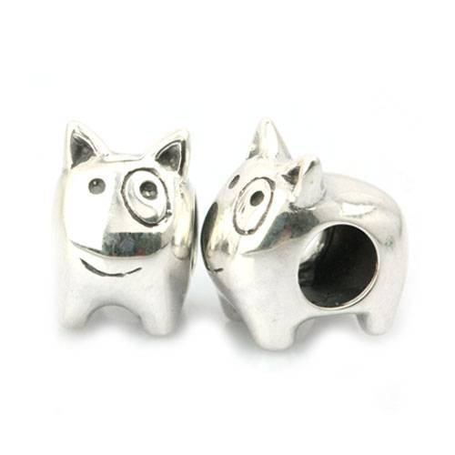 925 sterling silver charm bead jewelry