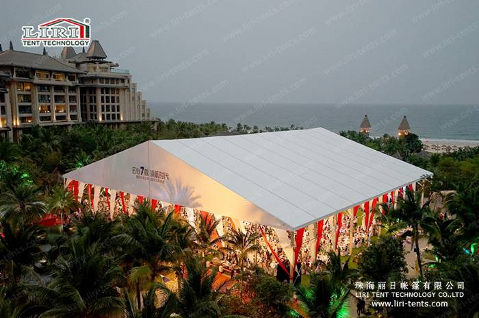 Large 3000 Seater Event Tent for Weddings and Parties