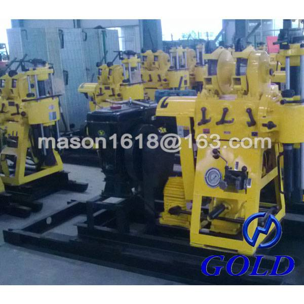 Best Selling High Performance XY-200GT Borehole Drilling Equipment