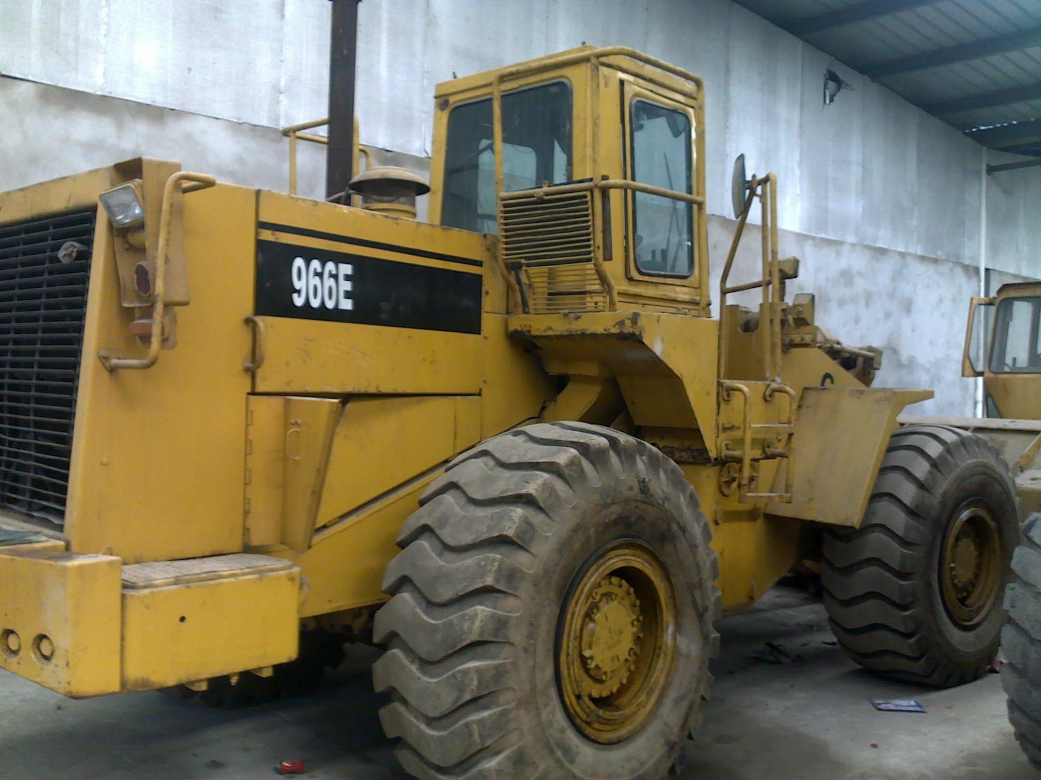 used wheel loaders 966E,CAT 966E