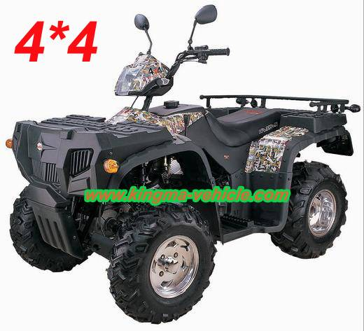 sell 250cc ATV, 4 wheels drive,water cooling.