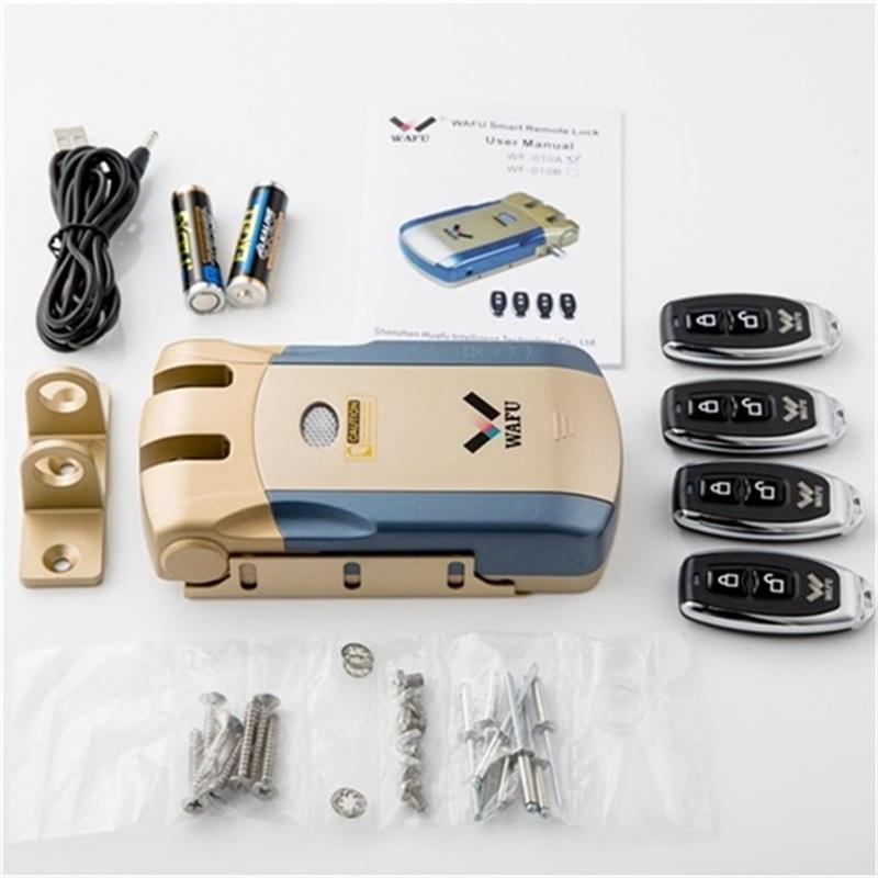 WAFU Intelligent Remote Control Lock