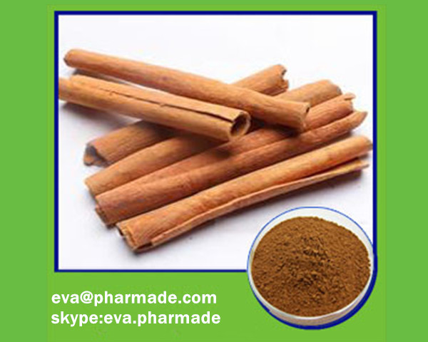 Brown powder Cinnamon Bark Extract Cinnamaldehyde