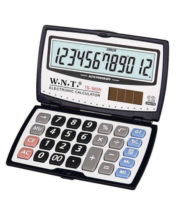 Pocket Calculator (TS-8401N)